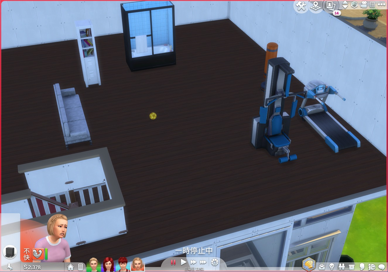 The sims4